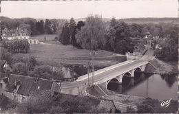 CPA - CPSM - 27 - ACQUIGNY - Le Pont Neuf Et Le Château - 7 - Acquigny