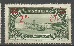 SYRIE N° 189 OBL TB - Gebraucht