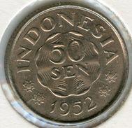 Indonesie Indonesia 25 Sen 1952 KM 8 - Indonesia