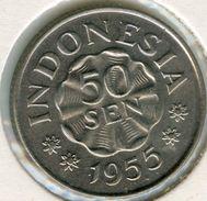 Indonesie Indonesia 25 Sen 1955 KM 11 - Indonesia
