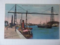 NANTES - Le Pont Transbordeur Pris En Aval N°966 - Nantes