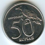 Indonesie Indonesia 50 Rupiah 1999 KM 60 - Indonesia