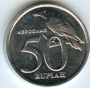 Indonesie Indonesia 50 Rupiah 2002 KM 60 - Indonesia