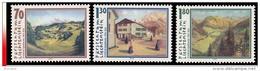 Liechtenstein 1227/29**  Villages  MNH - Liechtenstein