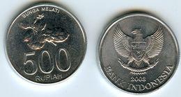 Indonesie Indonesia 500 Rupiah 2003 KM 67 - Indonesia