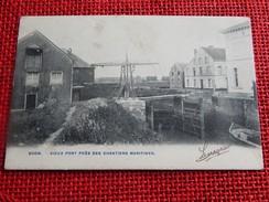 BOOM     -   Vieux Pont Près Des Chantiers Maritimes  -   1908 - Boom