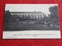 BOOM-LEZ-ANVERS - Pensionnat De L'Ecole Moyenne De L'etat Pour Garçons  - Façade   -  1908 - Boom
