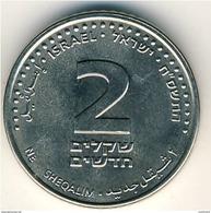Israel - 2008 - 2 New Sheqalim - KM 433 - Unc - Israel