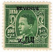(I.B) Iraq Revenue : Duty Stamp 100f - Iraq