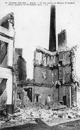 ARRAS - Moulin Saint Aubert Après Le  Bombardement - Arras