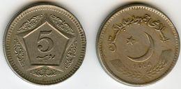 Pakistan 5 Rupees 2004 KM 65 - Pakistán