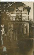 Hamburg Lokstedt - Hausansicht Rückseitig Mit Balkon 1911 (001662) - Lokstedt