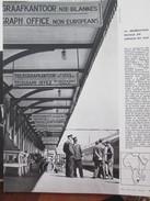 AFRIQUE DU SUD  Gare Station Ségrégation Raciale - Afrique Du Sud