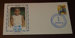Angola  SOS Children Village  1979  #cover3895 - Angola