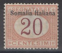 Somalie Italienne - YT Taxe  14(I) (*) - Somalia