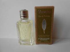 (D32) L'OCCITANE Verveine - Miniature De Parfum - Miniatures Womens' Fragrances (in Box)