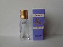 (D34) L'OCCITANE Iris Blanc & Iris Bleu - Miniature De Parfum - Miniatures Womens' Fragrances (in Box)