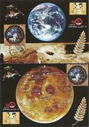 Romania 2009 Maximum Card Space Apollo - Lettres & Documents