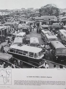 Nigéria  La Gare Routière  à IBADAN    1965  Grande Photographie - Nigeria