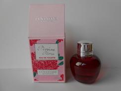 (D36) L'OCCITANE  Pivoine Flora - Miniature De Parfum - Miniatures Womens' Fragrances (in Box)