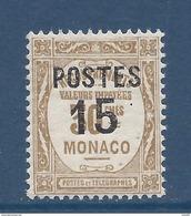 Monaco - YT N° 142 - Neuf Sans Charnière - 1937 - Monaco