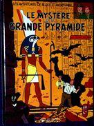 E.P. Jacobs - Le Mystère De La Grande Pyramide - Tome 1  - Éditions Dargaud - ( E.O. 1986 ) . - Blake Et Mortimer