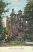 WATERMAEL - WATERMAAL : Hateau Des Tourelles - Cachet De La Poste 1909 - Watermael-Boitsfort - Watermaal-Bosvoorde