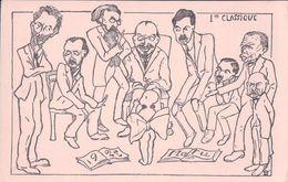 Carte Etudiant 1922 Matu 1re Classique (1922) - Ecoles