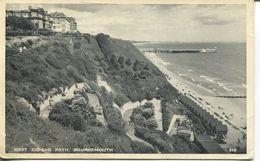 West Zig-Zag Path, Bournemouth 1957 (001671) - England