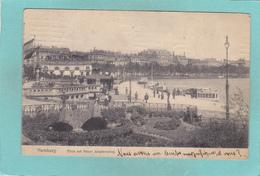 Old Postcard Of Hamburg, Hamburg, Germany.V36. - Germany