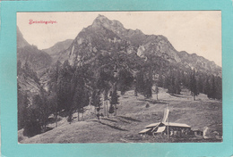 Old Postcard Of Bfunlingalpe?, Germany.V36. - A Identifier