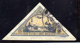 Litauen / Lietuva, 1932,  Mi 326 B, Flugpost, Gestempelt [251117LAII] - Lithuania