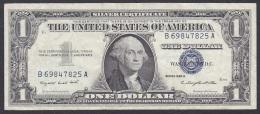 U.S.A/Silver Cerificate:- 1 Dollar/P.419a (1957A):- VF - Silver Certificates (1928-1957)