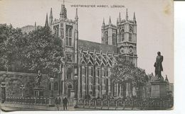 London - Westminster Abbey (001685) - Westminster Abbey