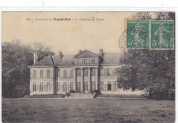 Pas-de-Calais - Environs De Saint-Pol - Le Château De Bryas - Autres Communes