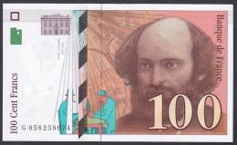 France:- 100 Francs/P.158 (1998):- A-UNC - 1992-2000 Aktuelle Serie