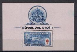Haiti Y/T Blok 5 (**) - Haïti