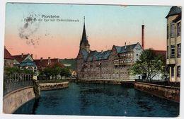 """1915, """" Pforzheim """" ,   A85 - Pforzheim"""