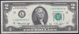 USA:- 2 Dollars/P.461 (1976):- VF - Billets De La Federal Reserve (1928-...)