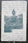 Laos Bouddha Dans La Brousse  Cpa - Laos