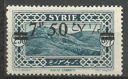 SYRIE N° 182  NEUF*   CHARNIERE / MH - Syria (1919-1945)