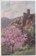 Aussig A. Elbe - Burgruine Schreckenstein (7034/4) - Tschechische Republik