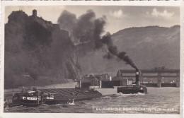 Aussig A. Elbe - Burgruine Schreckenstein * 14. VI. 1938 - Tchéquie