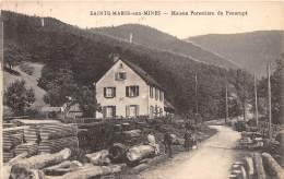 68 - HAUT RHIN / 68922 - Sainte Marie Aux Mines - Maison Forestière De Fenarupt - France
