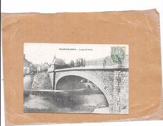 TOULON SUR ARROUX - 71 - Le Pont De Pontin - BORD - - France