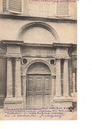 63-----THIERS---vieille Porte Rue Grenette-- ( Peu Courante )--voir 2 Scans - Thiers