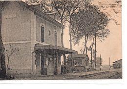 Allier : Thiel : La Gare - France