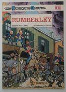EO Les Tuniques Bleues N°15 - Rumberley - Cauvin & Lambil - Dupuis 1979 - Réf. 15 E.O. - Tuniques Bleues, Les