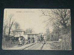 LARUSCADE / ARDT BLAYE    1910 LE MOULIN DE BONIN     CIRC  EDIT - France