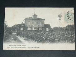 SAINT ESTEPHE / ARDT LESPARRE   1906  CRU VIN CHATEAU MONTROSE    CIRC  EDIT - France